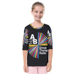 Above & Beyond  Group Therapy Radio Kids  Quarter Sleeve Raglan Tee