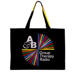 Above & Beyond  Group Therapy Radio Zipper Mini Tote Bag