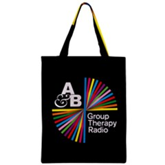 Above & Beyond  Group Therapy Radio Zipper Classic Tote Bag