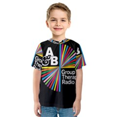 Above & Beyond  Group Therapy Radio Kids  Sport Mesh Tee