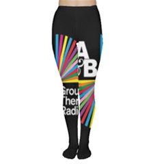 Above & Beyond  Group Therapy Radio Women s Tights