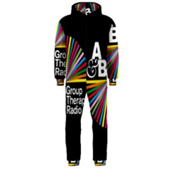 Above & Beyond  Group Therapy Radio Hooded Jumpsuit (Men)