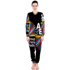Above & Beyond  Group Therapy Radio OnePiece Jumpsuit (Ladies)