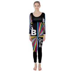 Above & Beyond  Group Therapy Radio Long Sleeve Catsuit