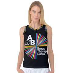 Above & Beyond  Group Therapy Radio Women s Basketball Tank Top