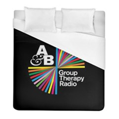 Above & Beyond  Group Therapy Radio Duvet Cover (Full/ Double Size)