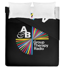 Above & Beyond  Group Therapy Radio Duvet Cover Double Side (Queen Size)