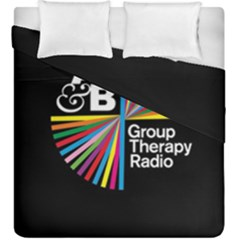 Above & Beyond  Group Therapy Radio Duvet Cover Double Side (King Size)