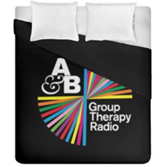 Above & Beyond  Group Therapy Radio Duvet Cover Double Side (California King Size)