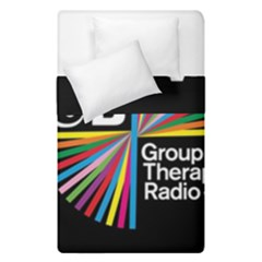 Above & Beyond  Group Therapy Radio Duvet Cover Double Side (Single Size)