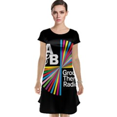 Above & Beyond  Group Therapy Radio Cap Sleeve Nightdress