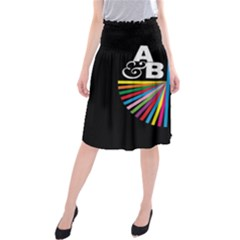 Above & Beyond  Group Therapy Radio Midi Beach Skirt