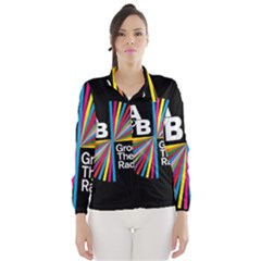 Above & Beyond  Group Therapy Radio Wind Breaker (Women)