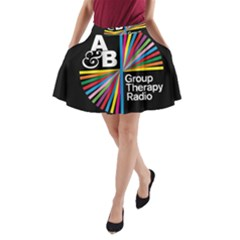 Above & Beyond  Group Therapy Radio A-Line Pocket Skirt