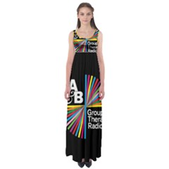 Above & Beyond  Group Therapy Radio Empire Waist Maxi Dress