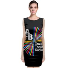 Above & Beyond  Group Therapy Radio Classic Sleeveless Midi Dress