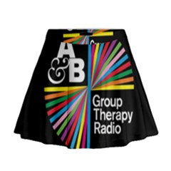 Above & Beyond  Group Therapy Radio Mini Flare Skirt