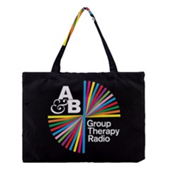 Above & Beyond  Group Therapy Radio Medium Tote Bag