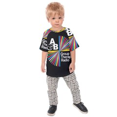 Above & Beyond  Group Therapy Radio Kids  Raglan Tee