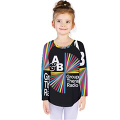 Above & Beyond  Group Therapy Radio Kids  Long Sleeve Tee