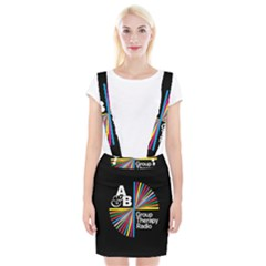 Above & Beyond  Group Therapy Radio Braces Suspender Skirt