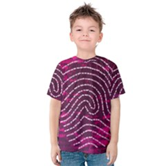 Above & Beyond Sticky Fingers Kids  Cotton Tee