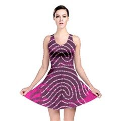 Above & Beyond Sticky Fingers Reversible Skater Dress