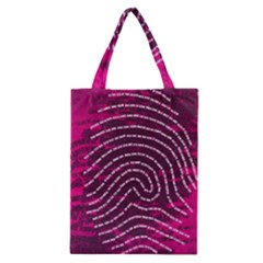 Above & Beyond Sticky Fingers Classic Tote Bag