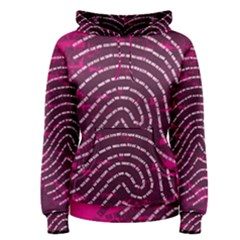 Above & Beyond Sticky Fingers Women s Pullover Hoodie