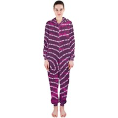 Above & Beyond Sticky Fingers Hooded Jumpsuit (Ladies)