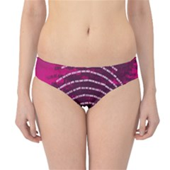Above & Beyond Sticky Fingers Hipster Bikini Bottoms
