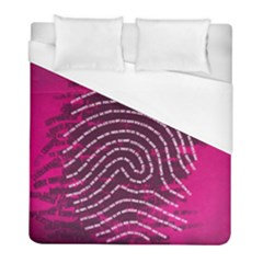 Above & Beyond Sticky Fingers Duvet Cover (Full/ Double Size)