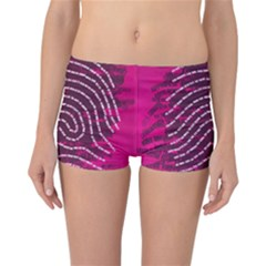 Above & Beyond Sticky Fingers Reversible Bikini Bottoms