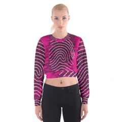 Above & Beyond Sticky Fingers Cropped Sweatshirt