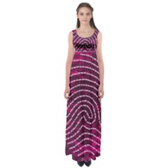 Above & Beyond Sticky Fingers Empire Waist Maxi Dress