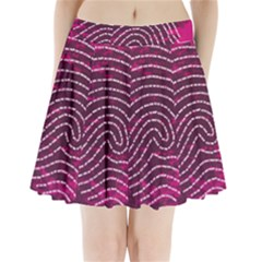 Above & Beyond Sticky Fingers Pleated Mini Skirt