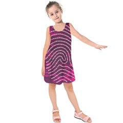 Above & Beyond Sticky Fingers Kids  Sleeveless Dress
