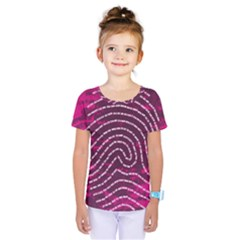 Above & Beyond Sticky Fingers Kids  One Piece Tee