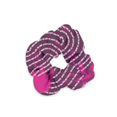 Above & Beyond Sticky Fingers Velvet Scrunchie