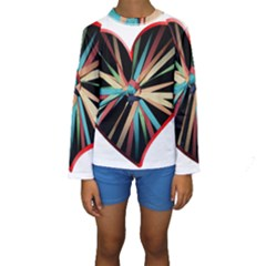 Above & Beyond Kids  Long Sleeve Swimwear