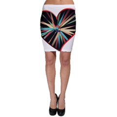 Above & Beyond Bodycon Skirt