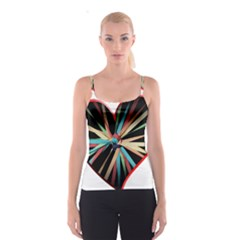 Above & Beyond Spaghetti Strap Top