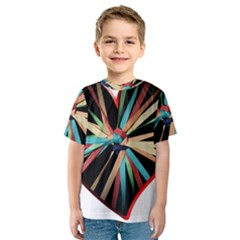 Above & Beyond Kids  Sport Mesh Tee