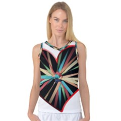 Above & Beyond Women s Basketball Tank Top