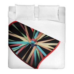 Above & Beyond Duvet Cover (Full/ Double Size)