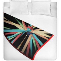 Above & Beyond Duvet Cover (King Size)