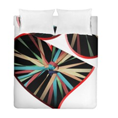 Above & Beyond Duvet Cover Double Side (Full/ Double Size)