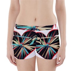 Above & Beyond Boyleg Bikini Wrap Bottoms