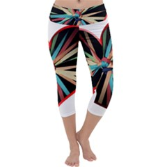 Above & Beyond Capri Yoga Leggings
