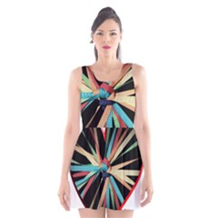 Above & Beyond Scoop Neck Skater Dress